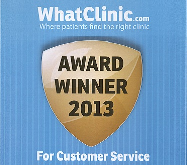 WhatClinic Awards