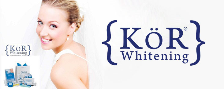 Teeth Whitening in East London - Kor whitening